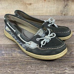 Sperry Top Sider Women's Sz 9.5 Boat Shoe